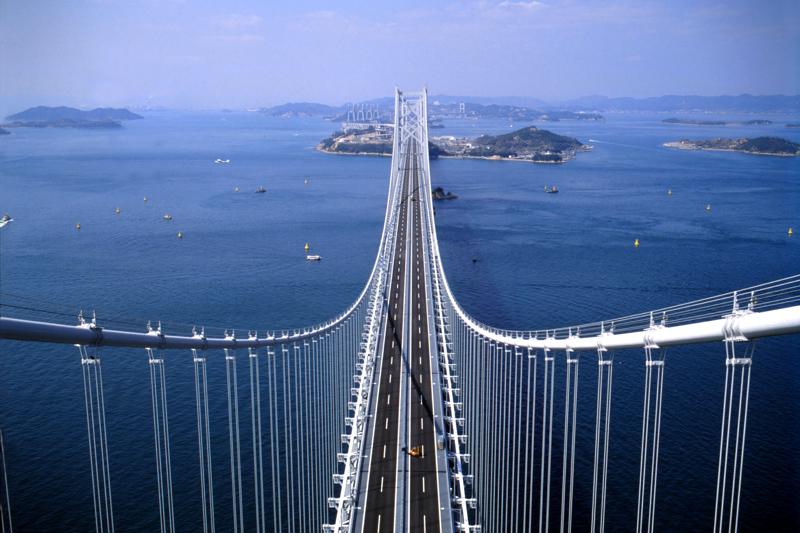海抜175mから見渡す瀬戸内の絶景!『瀬戸大橋スカイツアー』